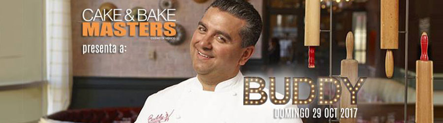 Cake Boss viene a México: todo sobre Cake Bake Masters 2017