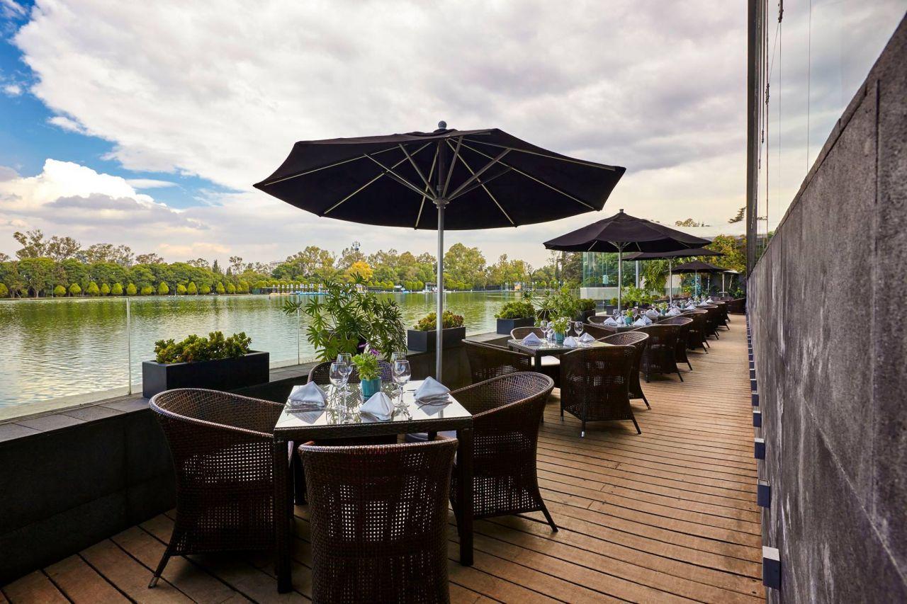 Restaurante COME AL AIRE LIBRE EN ESTOS 5 RESTAURANTES EN LA CDMX