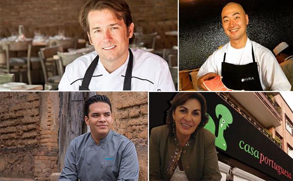 Chef los mejores cocineros