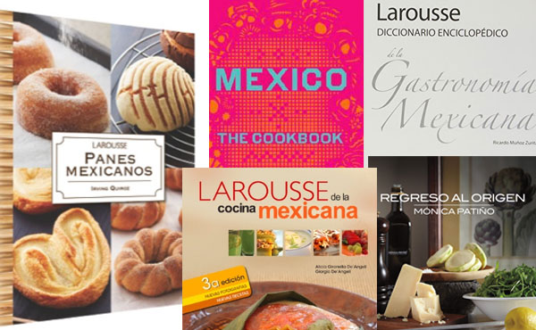 Libros escritos por chefs
