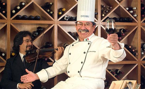 Chef Pedro Ortega