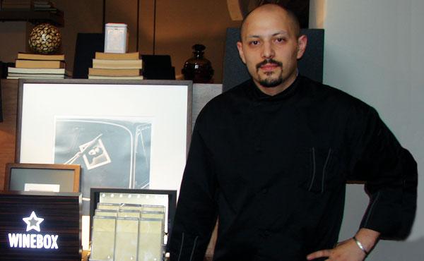 Chef Anuar Estrada en queremoscomer.rest