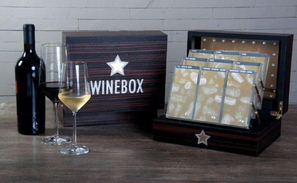 WINEBOX en gloutonnerie