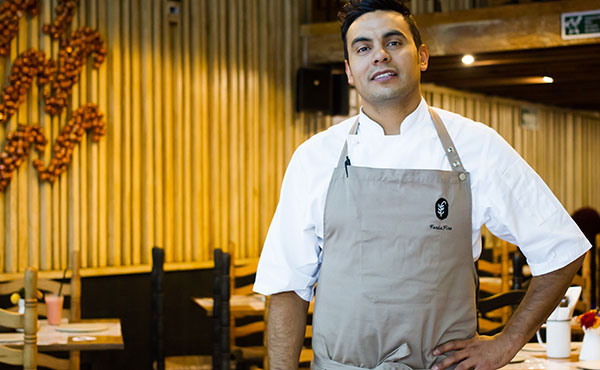 Chef Juan Cabrera