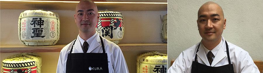 Chef Takeya Matsumoto