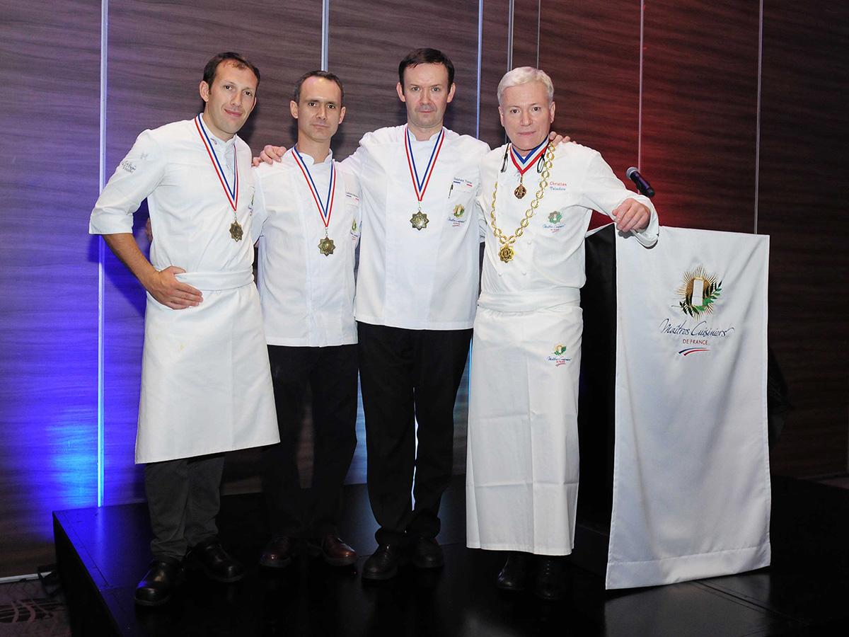 Los Maitres Cuisiniers