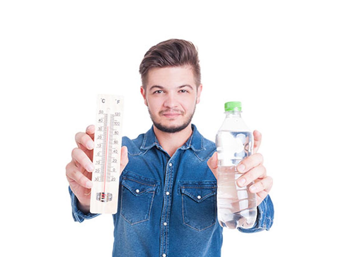 5 grandes maneras de mantenerte hidratado en época de calor