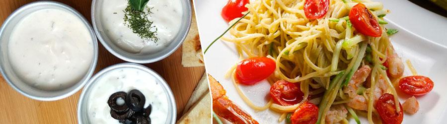 Disfruta los encantos de la cocina mediterránea