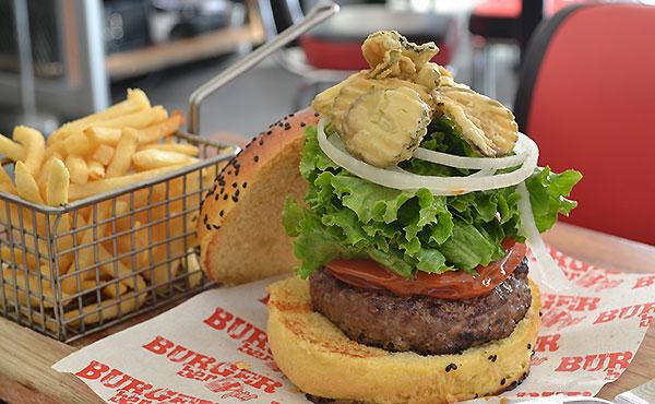 bbj Burger
