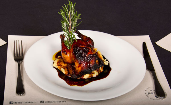 Pollo Restuarante Bonito en queremosocmer.com