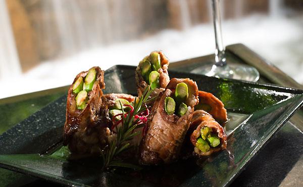 Espárragos de Carne de Suntory
