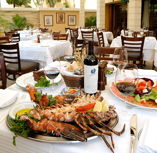 RESTAURANTE THE PALM