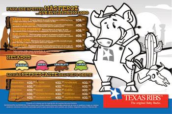 Promo Texas Ribs